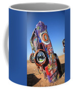 Route 66 Cadillac Ranch Coffee Mug