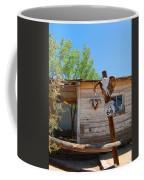 Route 66 Carcus Coffee Mug