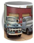 Route 66 Classic Cars Coffee Mug