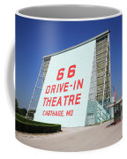 Route 66 Drive-in Theatre Coffee Mug