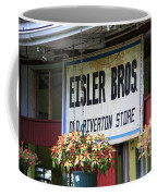 Route 66 - Eisler Brothers Old Riverton Store Coffee Mug