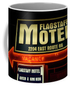 Route 66 Flagstaff Motel Coffee Mug