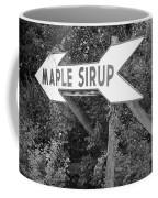 Route 66 - Funk's Grove Sirup Coffee Mug