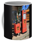 Route 66 Gas Pumps Coffee Mug