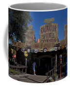 Route 66 Gift Shop Disneyland Coffee Mug
