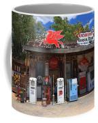 Route 66 - Hackberry General Store Coffee Mug by Frank Romeo