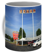 Route 66 - Munger Moss Motel Coffee Mug