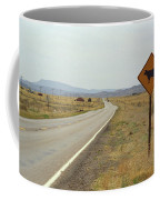 Route 66 - New Mexico Highway Coffee Mug