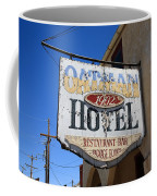 Route 66 - Oatman Hotel Coffee Mug
