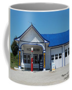 Route 66 Odell Il Gas Station 01 Coffee Mug