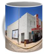 Route 66 - Odeon Theater Coffee Mug