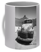 Route 66 - Old Chevy Pickup Coffee Mug
