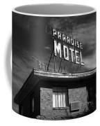 Route 66 - Paradise Motel 2 Coffee Mug