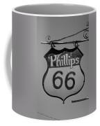 Route 66 - Phillips 66 Petroleum Coffee Mug
