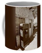 Route 66 - Rusty Coke Machine 2 Coffee Mug