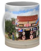Route 66 - Sandhills Curiosity Shop Coffee Mug