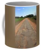 Route 66 - Sidewalk Highway Coffee Mug