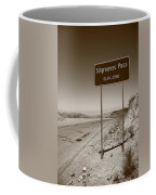 Route 66 - Sitgreaves Pass Coffee Mug