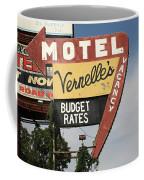 Route 66 - Vernelle's Motel Coffee Mug