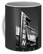 Route 66 - Western Motel 7 Coffee Mug