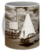 Route 66 - Wigwam Motel 15 Coffee Mug