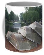 Row Boats Coffee Mug