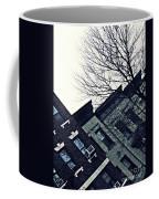 Row Houses In Washington Heights Coffee Mug