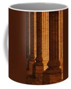 Row Of Large Columns Coffee Mug