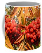 Rowan Berry Coffee Mug