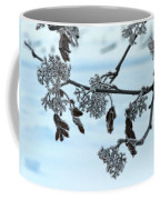 Rowan In Winter Coffee Mug