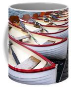 Rowboats Coffee Mug