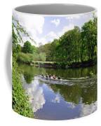 Rowing Practice - Near Branston Coffee Mug