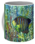Royal Angelfish Coffee Mug