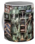 Royal Army Bulldozer Coffee Mug by Yhun Suarez