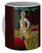 Royal Barges Museum In Bangkok-thailand Coffee Mug