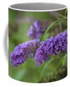 Royal Butterfly Bush Coffee Mug