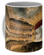Royal Circus From Ackermanns Repository Coffee Mug