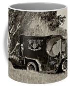 Royal City Paddy Wagon Sepia Coffee Mug