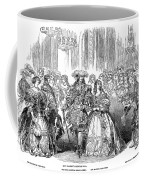 Royal Costume Ball, 1851 Coffee Mug