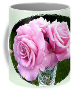 Royal Kate Roses Coffee Mug by Will Borden