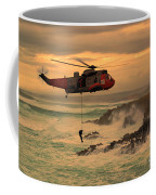 Royal Navy Rescue  Coffee Mug