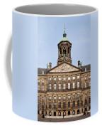 Royal Palace In Amsterdam Coffee Mug