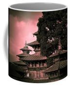 Royal Palace Coffee Mug by Nila Newsom