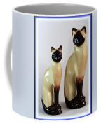 Royal Siamese - Ceramic Cats Coffee Mug