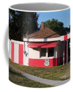 Rt 66 Dwight Il Food Stop Coffee Mug