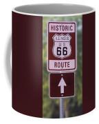 Rt 66 Signage Coffee Mug