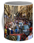Rua 25 De Marco - Sao Paulo Coffee Mug