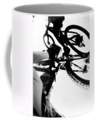 Rubber Side Down Coffee Mug
