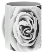 Rubellite Rose Bw Palm Springs Coffee Mug