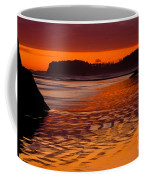 Ruby Beach Afterglow Coffee Mug